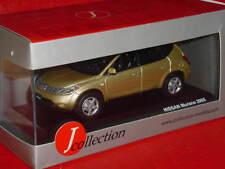 NISSAN MURANO 2005 GOLD 1/43 JCOLLECTION MODELS EN BOITE