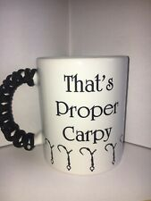 Thats Proper Carpy Carp Fishing Mug