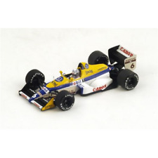 Williams Fw12 Spark Model Formula 1 R.patrese 1988 N.6 6th Monaco GP 1 43