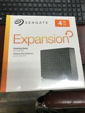 Seagate STEB4000100 Expansion External Hard Drive 4TB BRAND NEW, SEALED