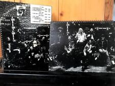 for The Allman Brothers Band At Fillmore East LiVe Fan! Two Album Cover Notebook