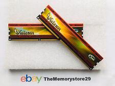 16GB Team Vulcan DDR3  Memory  2x 8GB 2133MHz  PC3-17000 DIMM Non ECC 240pin