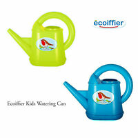 Ecoiffier Childrens Toddlers Lime Green Or Blue Beach Gardening Watering Can Fun