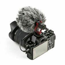 BOYA BY-MM1 3.5mm Microphone DSLR Camera Video Audio Mobile Phone Mic Condensor