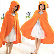 Anime Himouto Umaru-chan Cosplay Cloak Hoodies Flannel Warm Daily