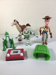 Lot of 6 Toy Story McDonalds Happy Meal Toys