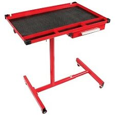 Sunex Tools 8019 Heavy Duty Adjustable Work Table with Drawer