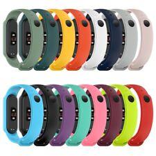 Silicone Band Strap For Xiaomi Mi Band 5 Smart Watch Bracelet Wrist band Belt