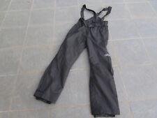 Salopette amovible, Pantalon Ski Noir APNING taille L très peu porté