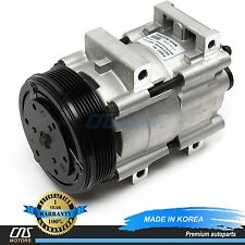 NEW A/C AC Compressor w/ Clutch 58166 FS10 for 2003-2004 Ford Focus 2.0L DOHC