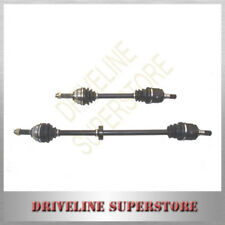 A SET OF TWO CV JOINT DRIVE SHAFTS  FOR HYUNDAI LANTRA J2 1996-2000 AUTO all