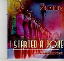 (DI513) The Somebodys, I Started A Joke - 2012 DJ CD