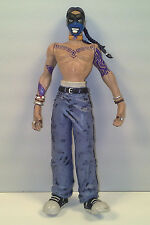 "1999 Joe the Indian 6"" Humberto Ramos Action Figure Crimson Image Comics"