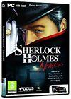 Sherlock Holmes Nemesis (PC DVD) NEW SEALED