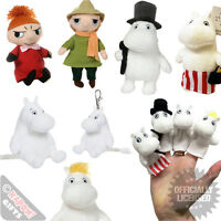 The Moomins Large Soft Plush Toys. Retro Childrens TV Comic Gifts