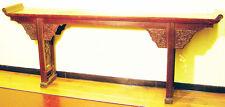 Antique Chinese Altar Table (3141), Manchurian Ash, Circa 1800-1849