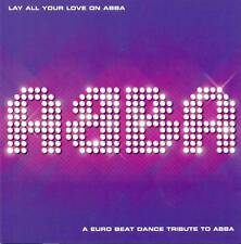 ABBA TRIBUTE LAY ALL YOUR LOVE ON ABBA CD H685