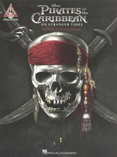 Pirates of the Caribbean On Stranger Tides Learn to Play Guitar TAB Music Book