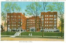 Des Moines, IA The Commodore, an Ideal All-Year Home on Grand Avenue & 35th