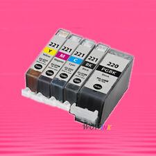 5 NON-OEM INK alternative for CANON PGI220 CLI221 PIXMA MX860
