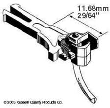 Kadee 20 NEM362 European Coupler Extra Long 11.68mm (2 Pairs)