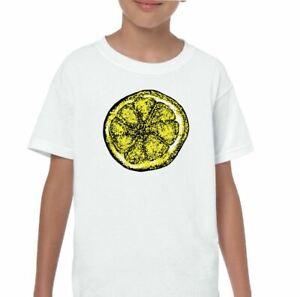 Stone Roses T-Shirt Adored Mens Lemon Unisex Top The