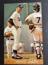 Los Angeles Dodgers postcard Walter Alston KV8861-1
