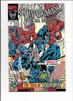Spider-Man Special Edition The Trial Of Venom #1 Unicef mail away