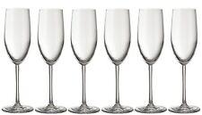 6 Jamie Oliver WAVES Kristall Champagnergläser Sektgläser Sektkelch Kelch Sekt