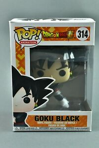 Funko Pop! DBZ Dragon Ball Z Goku Black 314
