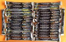 "Lot of 32 Yellow Cyalume 6"" Tactical Lightsticks Prepper Bug Out Bag Doomsday"