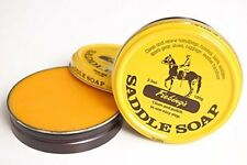 New Fiebings Yellow Saddle Soap leather conditioner cleaner 3.5oz FREE SHIPPING