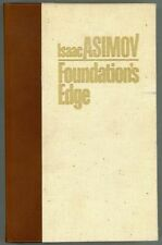 Foundation's Edge by Isaac Asimov  (Signed, Limited)