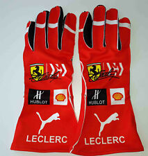 New listing Charles Leclerc Ferrari F1 replica gloves Formula 1