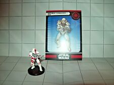 WotC Star Wars Miniatures Republic Commando - Sev, CotF 36/60, Republic, Common