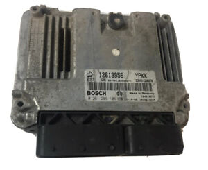 2007 Suzuki Vitara / Cadillac CTX / SRX ECM ECU Engine Control Module   12613956