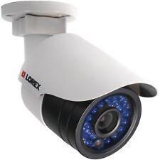 Outdoor 1080p HD IP bullet camera netHD NVR Lorex LNB2153B Network CAT5e