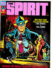 SPIRIT #1 (VF/NM) Will Eisner! 1974 Warren Magazine B&W with 8 page color insert