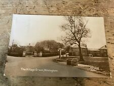 More details for real photo postcard. the village green woldingham. supply stores.1913.   ref 329