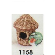 PREVUE FINCH NEST WOVEN PAGODA HUT TENT BED BIRD FREE SHIPPING IN THE USA
