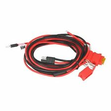 12V, 20 Amp Fused Power Cable 10 ft of 12 gauge