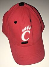 Cincinnati Bearcats Infant Baseball Hat Cap Red Top Of  The World Lil' Bearcat