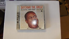 "ARMSTRONG ""SATCHMO THE GREAT"" LEONARD BERNSTEIN COLUMBIA DELETED AMAZON 22 EUROS"