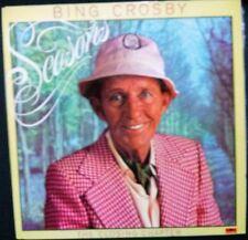 BING CROSBY - SEASONS VINYL LP AUSTRALIA