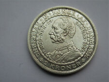 Denemarken 2 kroner, 1906 Frederik VIII. Death of Christian