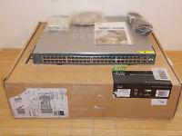 NEU Cisco ESW-520-48-K9 Small Business Switch NEW OPEN BOX