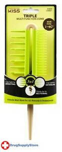 BL Kiss Red Pro Comb Triple Multi -Function - Two PACK
