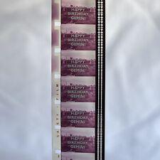 1980 16mm Feature Film 'Happy Birthday, Gemini' Rita Moreno Madeline Kahn
