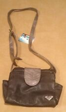 NWT Roxy Small Black Purse w Some Silver Gray One Size Bag