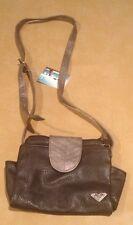NWT Roxy Small Black Purse w Some Silver Gray One Size Bag